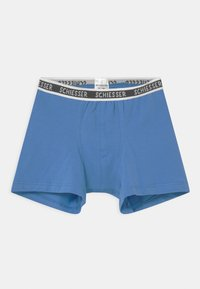 Schiesser - SHORTS 95/5 3 PACK - Pants - blue/light blue - 2