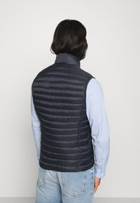 Marc O'Polo - NO DOWN STYLE - Waistcoat - total eclipse - 2