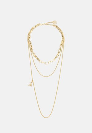 COLLANA NECKLACE - Halskette - gold-coloured