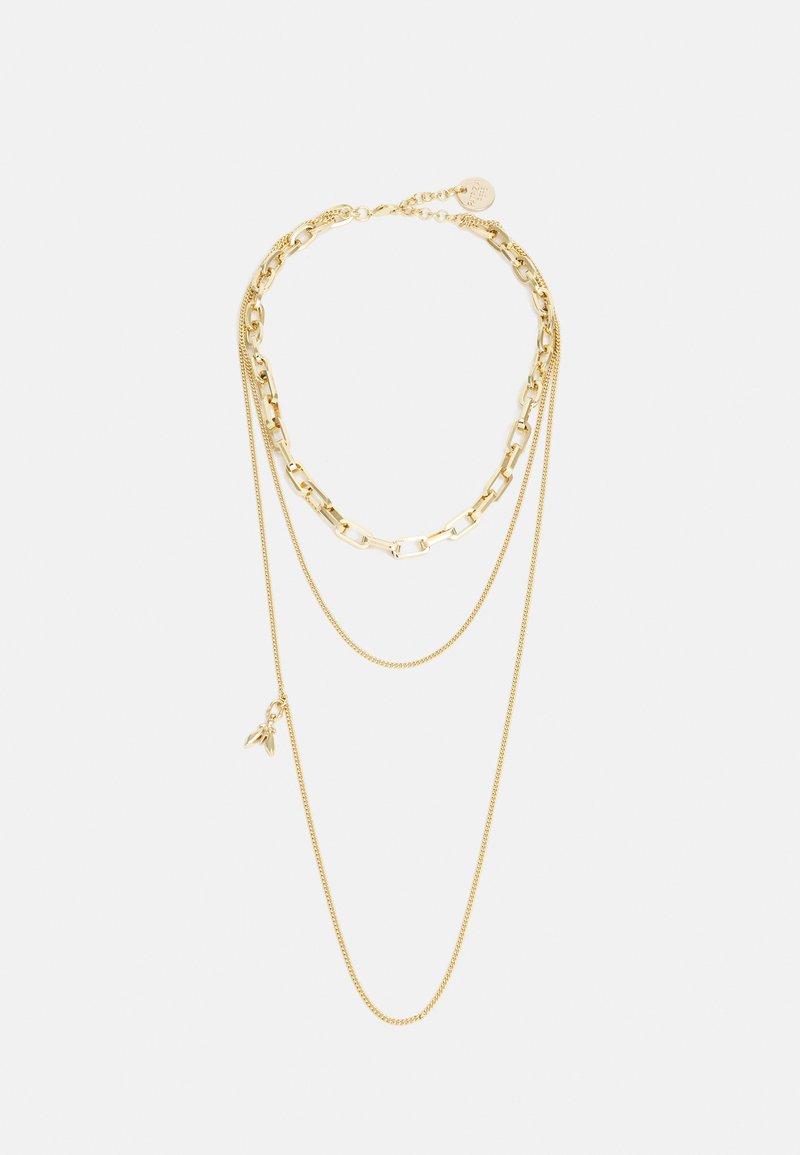 Patrizia Pepe - COLLANA NECKLACE - Necklace - gold-coloured