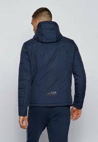 BOSS - J_PANEL 2 - Down jacket - dark blue - 2
