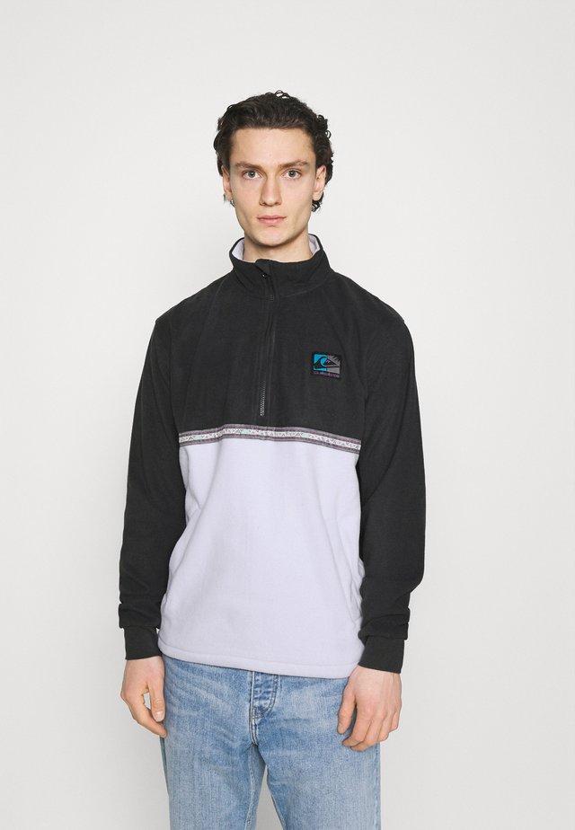 TAPED OFF - Fleece jumper - purple