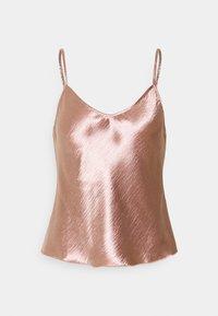 LingaDore - TOP SHORT - Pyjama - rose - 10