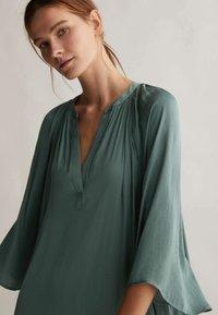 OYSHO - KAFTAN - Day dress - khaki - 3