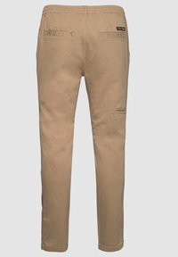 Superdry - Tracksuit bottoms - canyon beige - 1
