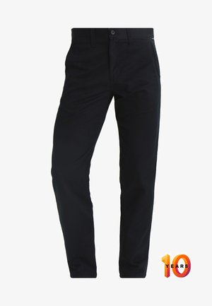 AUTHENTIC - Chinos - black