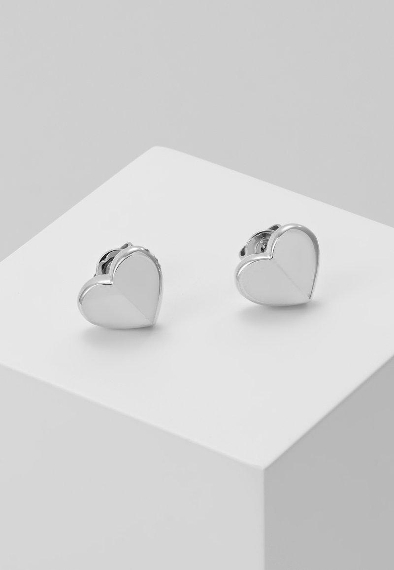 Tommy Hilfiger - DRESSEDUP - Boucles d'oreilles - silver