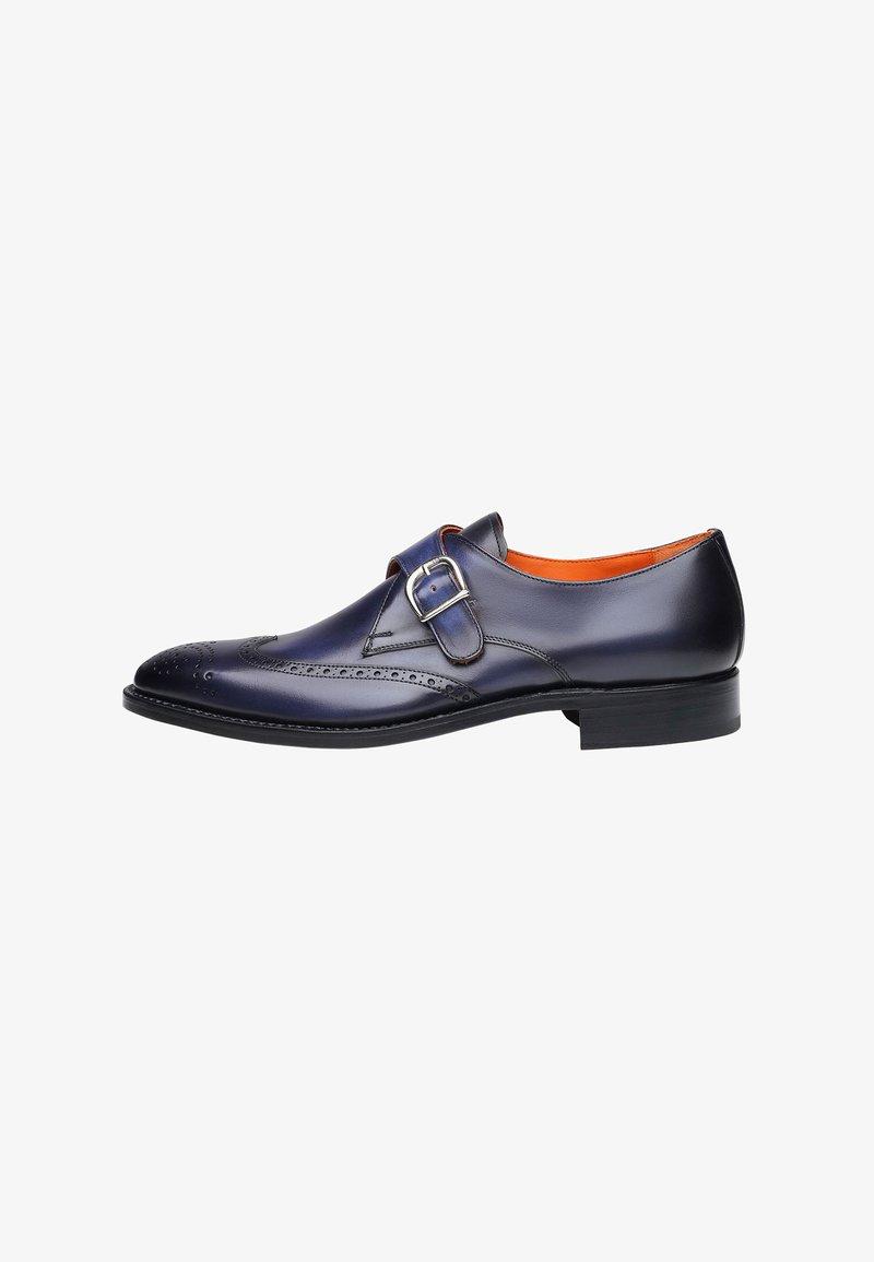 SHOEPASSION - NO. 5454 - Smart lace-ups - night blue