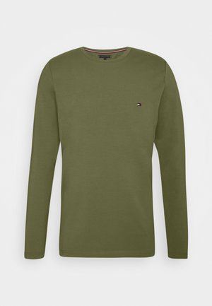 STRETCH LONG SLEEVE TEE - Long sleeved top - putting green