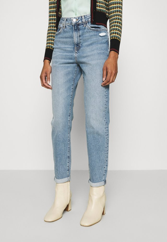 STAR - Relaxed fit jeans - indigo gold icon