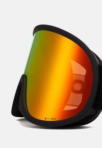POC - RETINA BIG CLARITY UNISEX - Skibrille - uranium black/spektris orange - 5