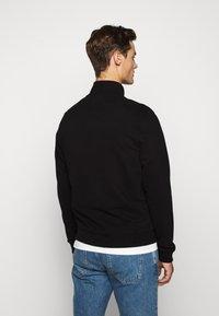 Belstaff - ZIP THROUGH - Zip-up hoodie - black - 2