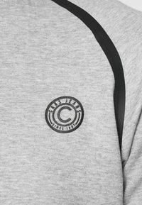 Cars Jeans - TREASS  - Sweatshirt - grey melee - 4