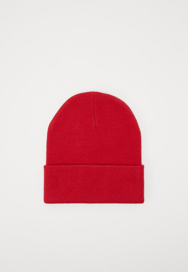 Beanie - light red