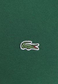 Lacoste Sport - RAINBOW TAPING - Sweatshirt - green/silver chine/utramarine/navy blue/white - 5