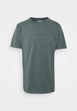 BEST TEE - Camiseta estampada - balsam green
