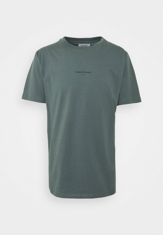 BEST TEE - T-shirt imprimé - balsam green
