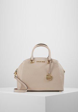 MAXINE DOME SATCHEL - Handbag - soft pink