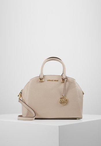 MAXINE DOME SATCHEL - Håndtasker - soft pink