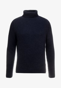 Marc O'Polo - TURTLE NECK - Jumper - total eclipse - 3