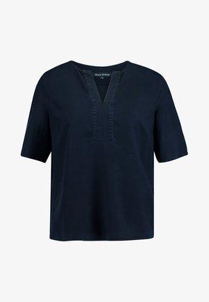 BLOUSE EASY SHAPE - Camicetta - blue denim