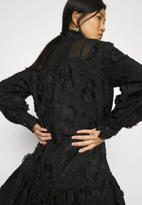 Custommade - ELORIE - Day dress - anthracite black - 7