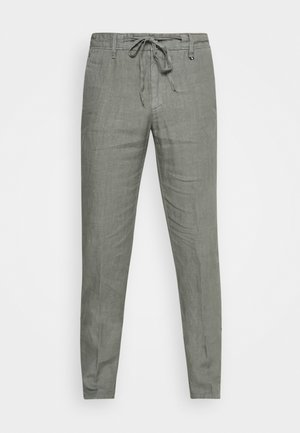 TAPERED FIT PATCHED - Kalhoty - found fossil