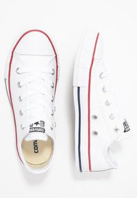 Converse - CHUCK TAYLOR ALL STAR - Sneakers basse - white/garnet/navy - 0