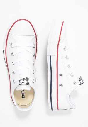 CHUCK TAYLOR ALL STAR - Sneakersy niskie - white/garnet/navy