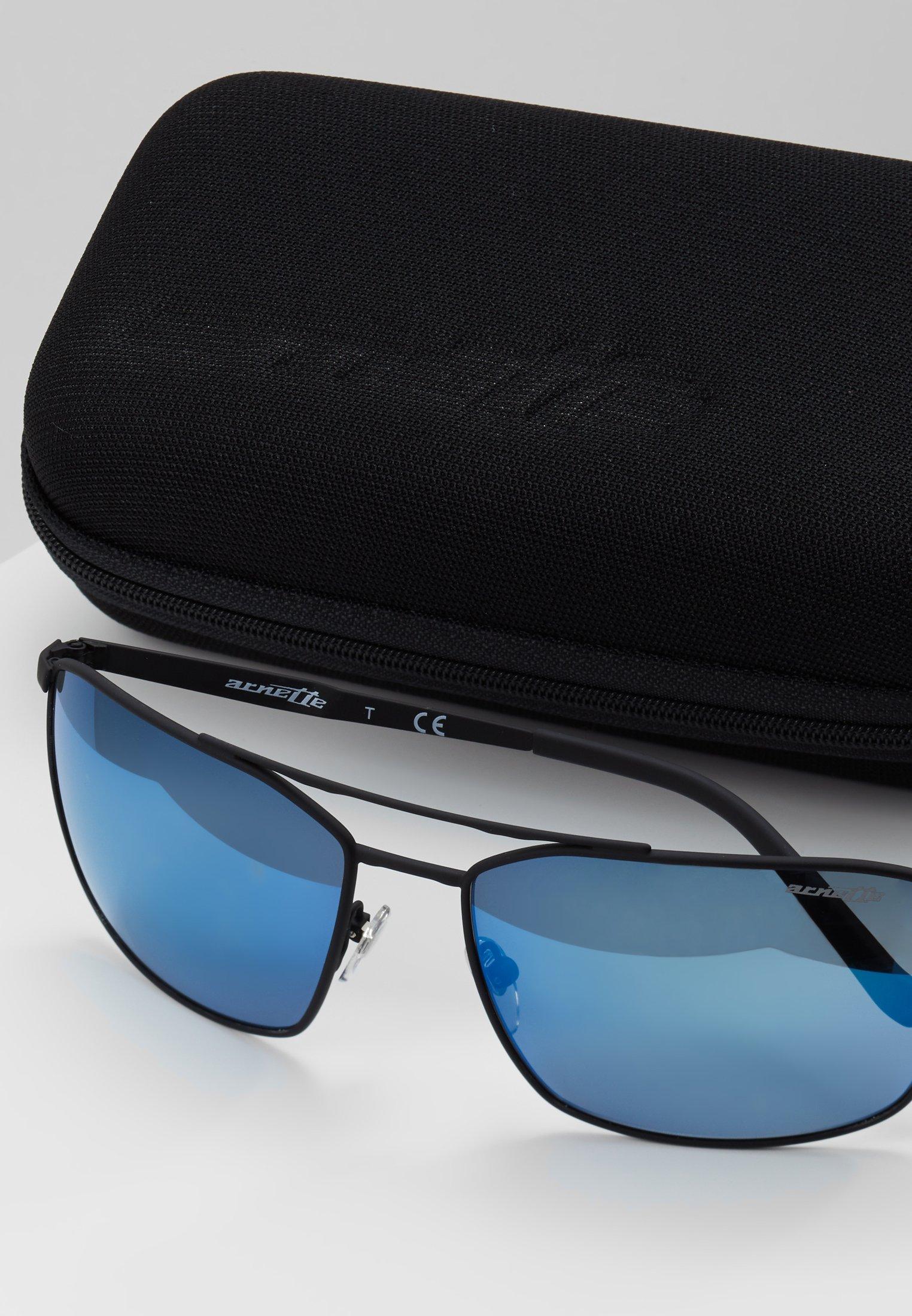 Arnette MABONENG - Solbriller - black rubber/svart tvZ89VvpJpO3EEE