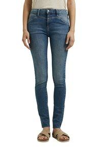 Esprit - Jeans Skinny Fit - blue medium washed - 4