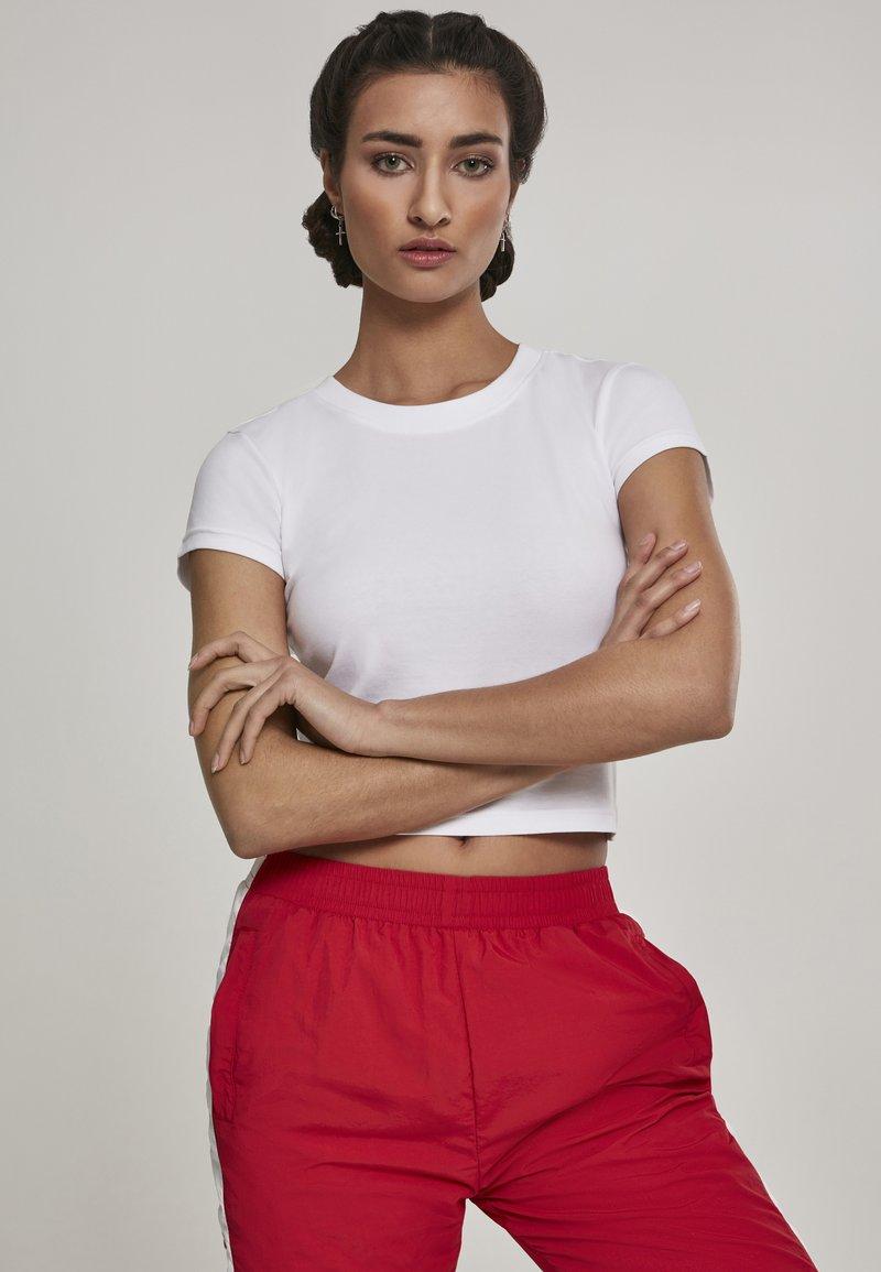 Urban Classics - Basic T-shirt - white