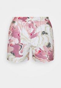 CRANE - Plavky - pink