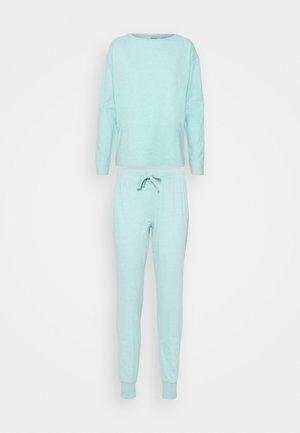 ARLY - Pyjama set - teal green
