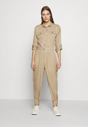 MARGA OVERALL - Overal - beige