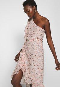 Bruuns Bazaar - MILOU KENDRA DRESS - Cocktail dress / Party dress - pastel rose - 3