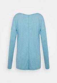 Nike Performance - DRY LAYER  - Sportshirt - cerulean heather/glacier blue/armory blue - 6