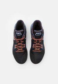 Nike Performance - AIR MAX IMPACT 2 - Basketbalové boty - thunder blue/football grey/black - 3