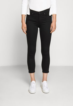 CHARLIE CROPPED - Jeans Slim Fit - black