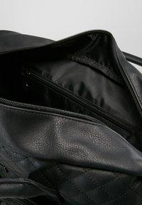 Kidzroom - VISION OF LOVE DIAPERBAG - Baby changing bag - black - 4