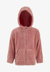 DeFacto - Fleece jacket - bordeaux - 0