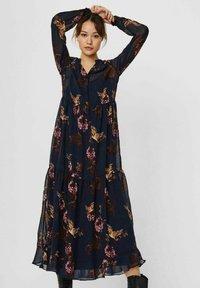 Vero Moda - Maxi dress - navy blazer - 3