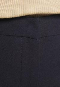 Anna Field - Flared trousers - Trousers - dark blue - 3