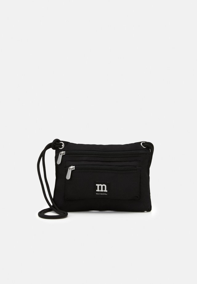 SMART TRAVELBAG BAG - Olkalaukku - black