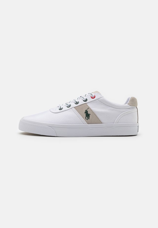 HANFORD - Sneakers laag - white/college grey