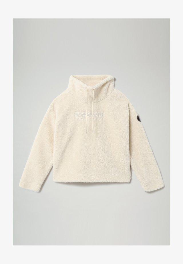 TEIDE - Sweat polaire - whitecap gray