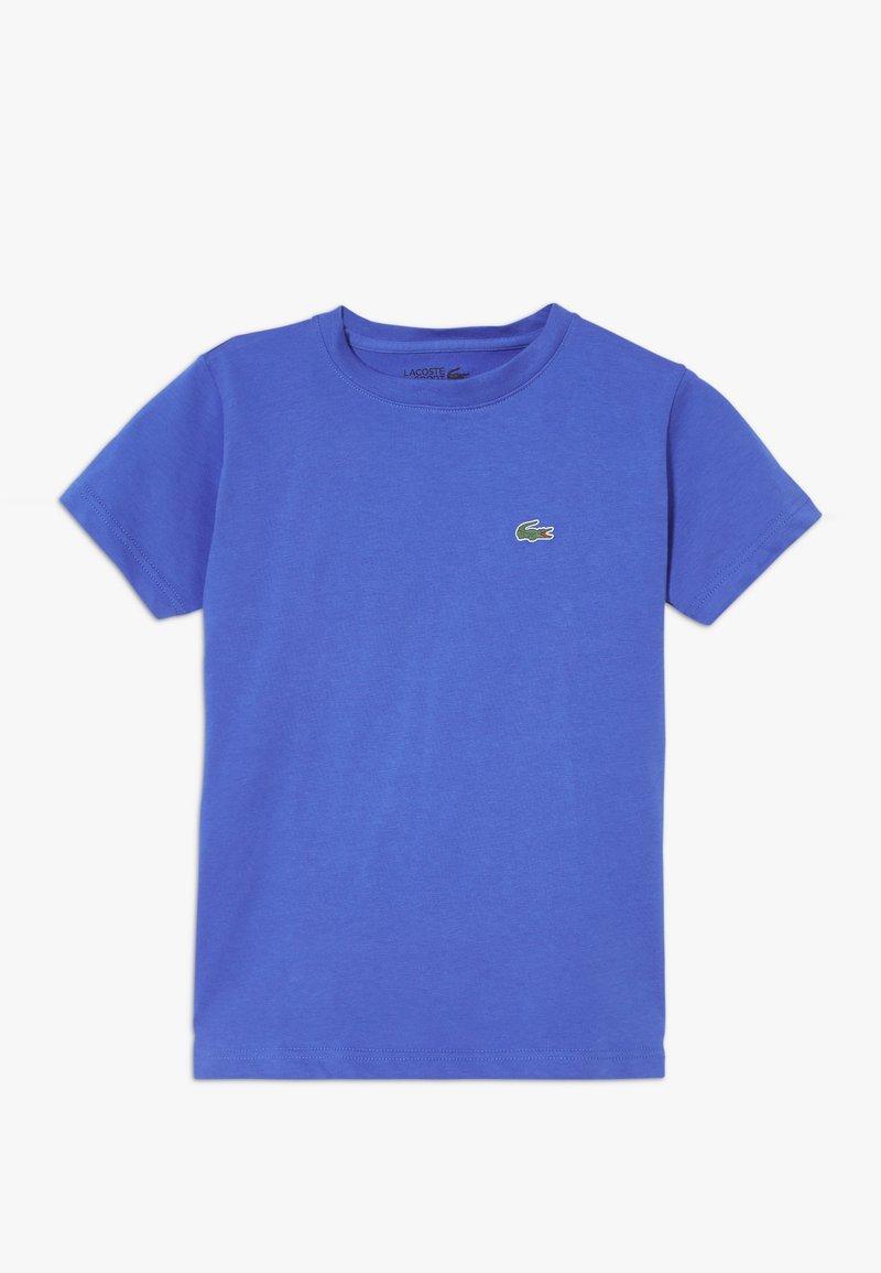 Lacoste Sport - LOGO UNISEX - Basic T-shirt - obscurity