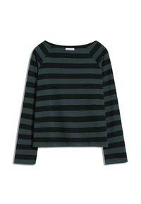 ARMEDANGELS - DELAA  - Long sleeved top - vintage green-black - 5