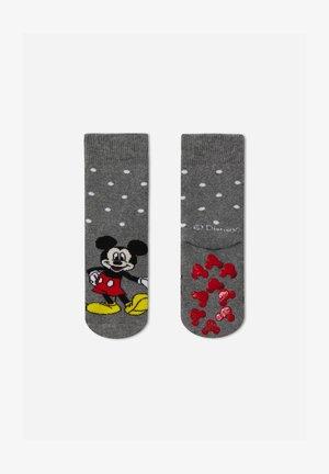 MIT DISNEY-MUSTER - Socks - cameo rosa