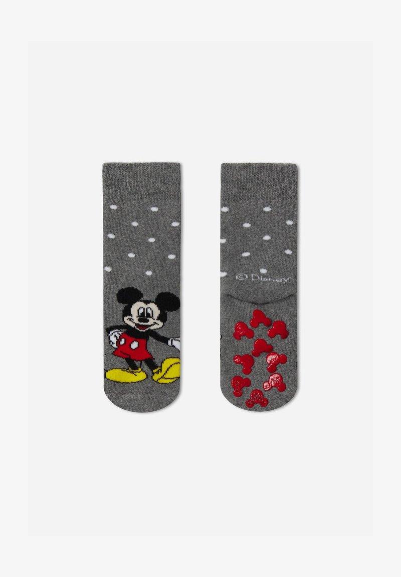Calzedonia - MIT DISNEY-MUSTER - Socks - cameo rosa